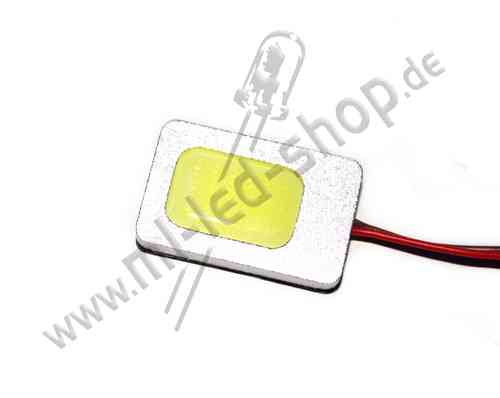 LED Modul Weiß HP Chip Panel Aluminium 12V-24V