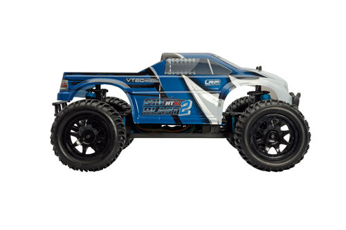 LRP S10 Blast MT 2 Brushless RTR 2.4GHz - 1/10 4WD Elektro Monstertruck
