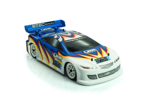 S10 Blast TC 2 Brushless RTR 2.4GHz - 1/10 4WD Elektro Touring Car