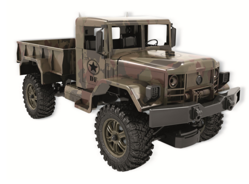 M1 Military Truck, 100 % RTR, 1:12 Scale