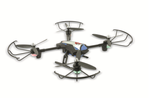 Modell-Quadrocopter RACECOPTER 9180, RTF, FPV